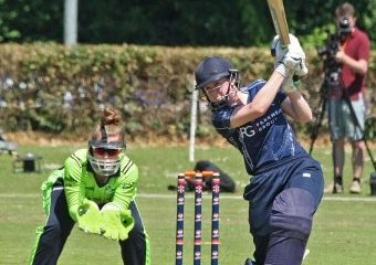 1st Women's T20I: McGill, Bryce give Scotland 1-0 lead against Ireland