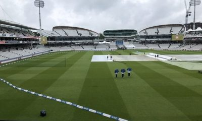 England vs New Zealand, 1st Test: Persistent rains wash out entire Day 3 at Lord's