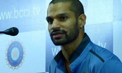 India's squad for Sri Lanka tour announced; Shikhar Dhawan named captain