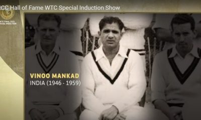 ICC inducts Mankad, Sangakkara, 8 others into Hall of Fame