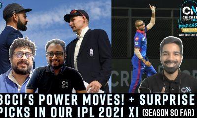 S3 E9: LATEST NEWS on BCCI – ECB talks + IPL 2021 XI Of The Season|  क्रिकेट न्यूज़ | #TheCNPodcast