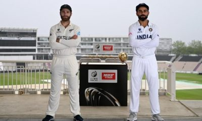 World Test Championship final, India vs New Zealand: Day 5 statistical highlights