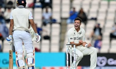 WTC Final, India vs New Zealand, Day 6: Live Score & Commentary