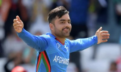 Afghanistan appoint Rashid Khan as T20I captain