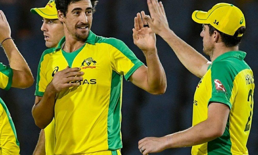 West Indies vs Australia, 1st ODI: Starc, Hazlewood run riot to give