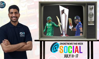 India vs Pakistan in T20 World Cup, the tour of debuts in Sri Lanka & more at CN This Week @ Social