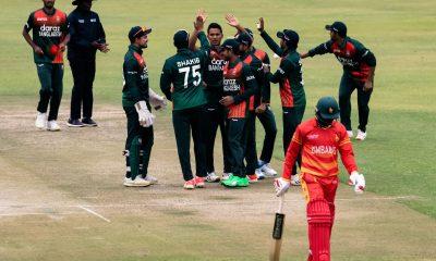 Zimbabwe vs Bangladesh, ODIs: Players rating for hosts