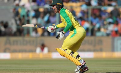 Alex Carey to captain Australia in 1st ODI, Finch out due to knee injury