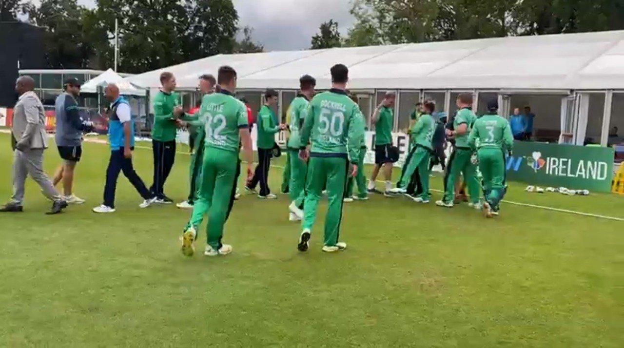 Ireland vs South Africa Image Source: IANS