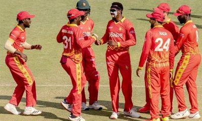 Zimbabwe Image Source: IANS