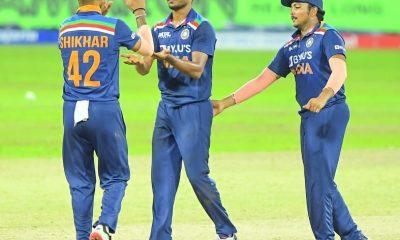 Sri Lanka vs India, 1ST T20I: Live Score and Commentary