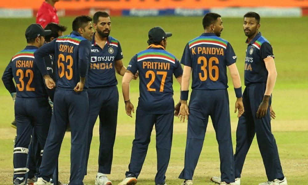 Bhuvneshwar, Suryakumar script India's 38-run triumph over Sri Lanka